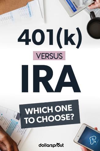 401(k) vs. IRA
